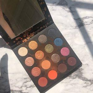 Shayla x ColourPop Eyeshadow Palette